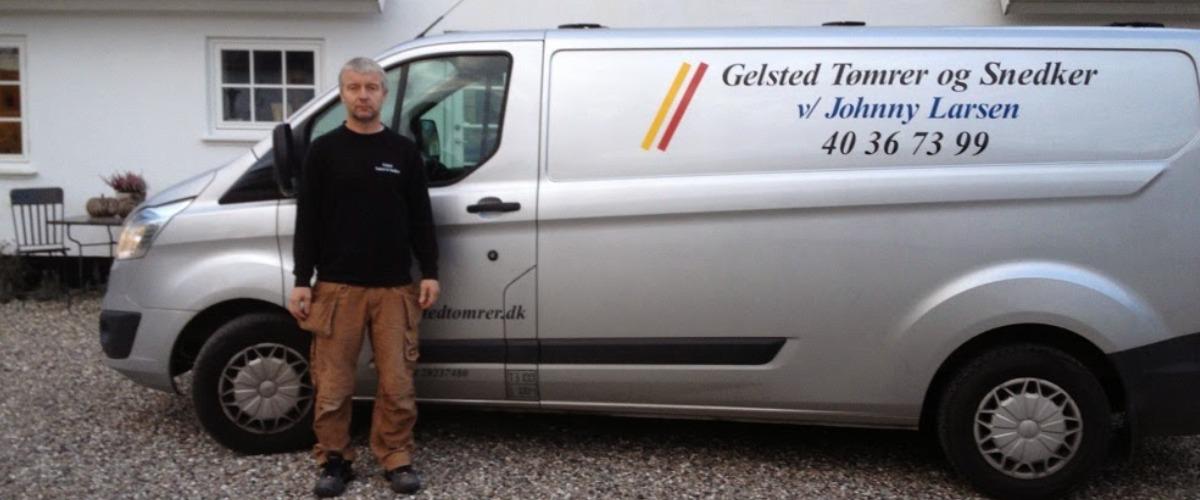 Gelsted Tømrer har eksisteret i mere end 20 år. Vi laver kun professionelle løsninger